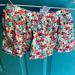 Carters floral skirt